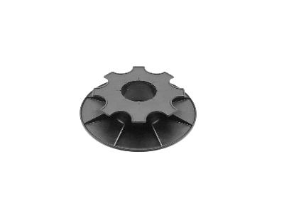 Tegeldrager rubber 10 x 10 cm